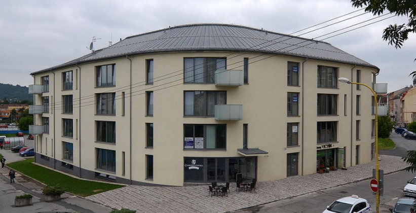 Отель Belier в городе Прешов