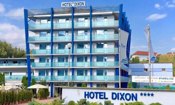Отель Dixon в городе Банска-Бистрица