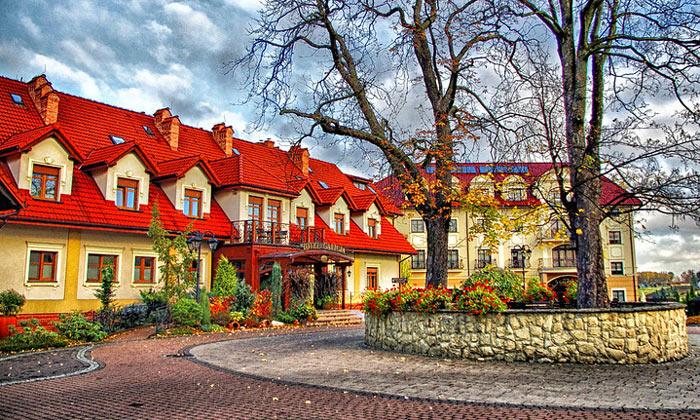 Отель «Galicja» (город Освенцим)