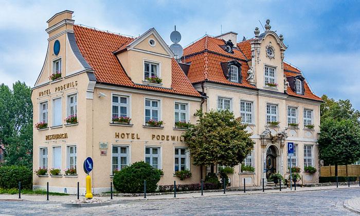 Отель «Podewils» (Гданьск)