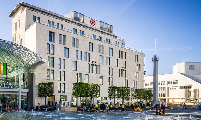 Отель «Sheraton» (Братислава)