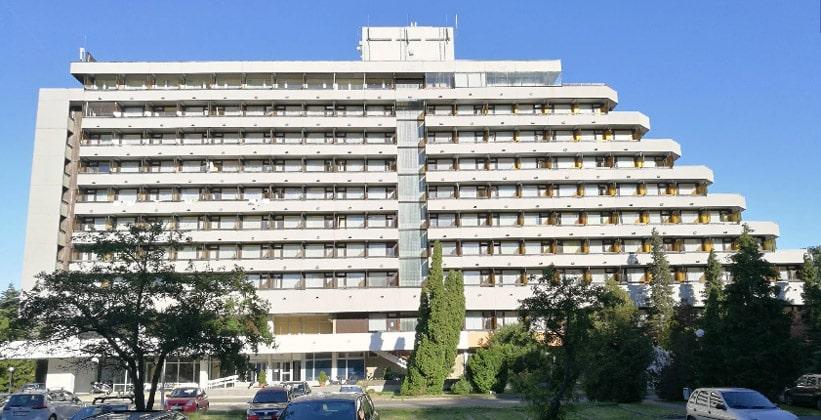 Отель Siesta в городе Шопрон (Венгрия)