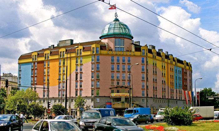 Отель «Sobieski» (Варшава)