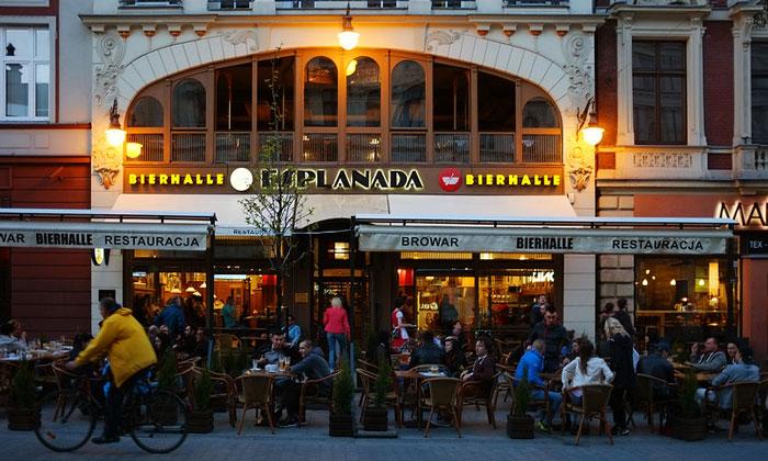 Ресторан «Esplanada» (Лодзь)