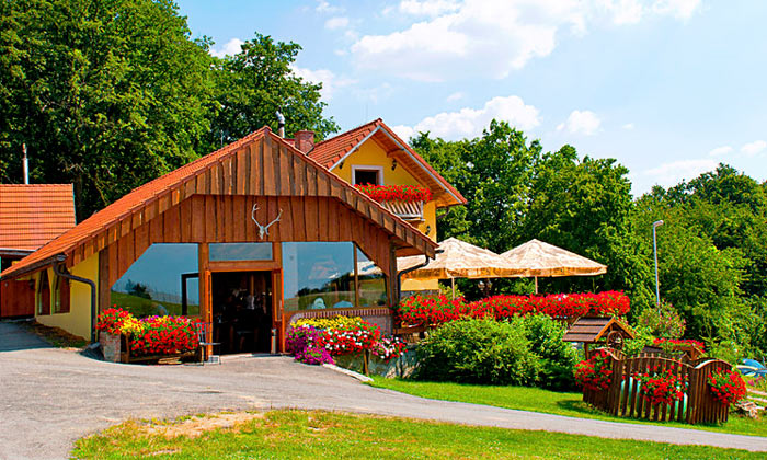 Ресторан «Furman» (окрестности Пьештяни)