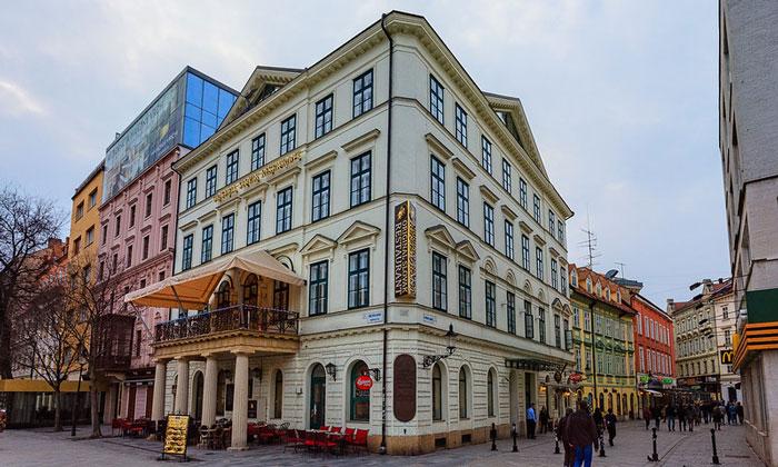 Ресторан «Original Slovak» (Братислава)