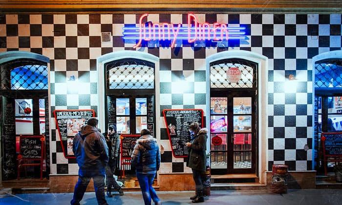 Ресторан американской кухни Sunny Diner в Будапеште