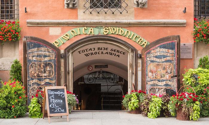 Ресторан «Piwnica Swidnicka» (Вроцлав)