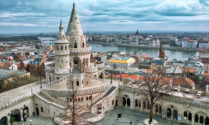 Рыбацкий бастион Будапешта