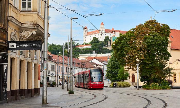Современный трамвай (Братислава)