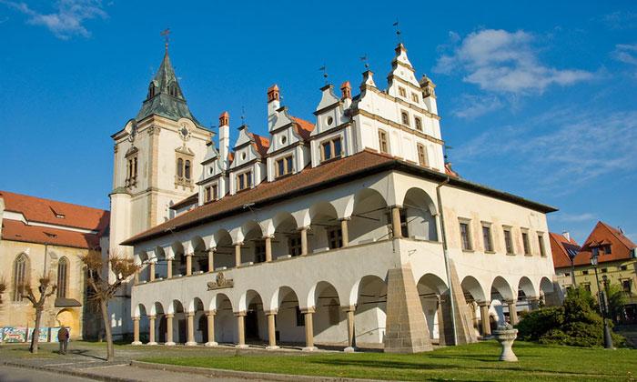 Старая ратуша (Левоча)