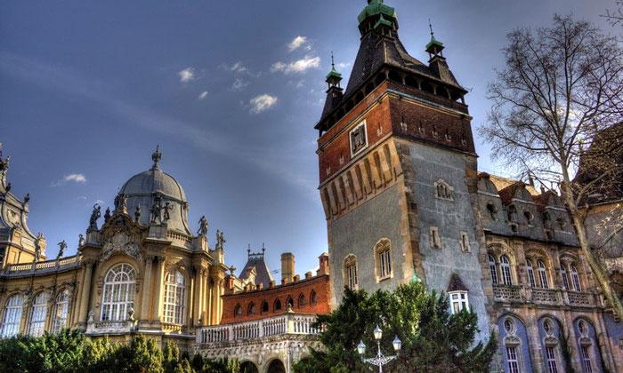 Старый замок Будапешта