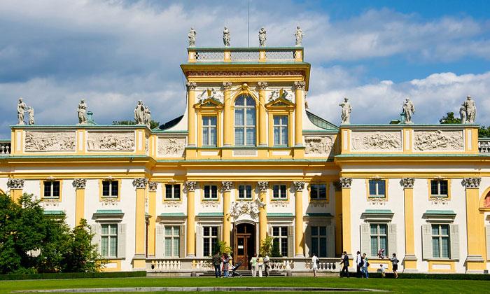 Вилянувский дворец (Варшава)