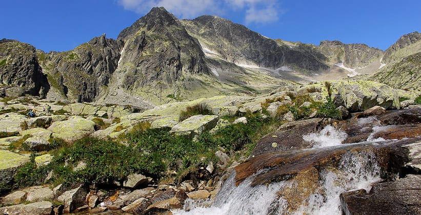 Высокие Татры в Словакии