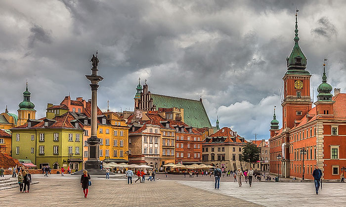 Замковая площадь (Варшава)