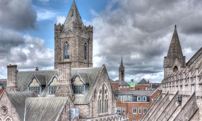 Архитектура Дублина