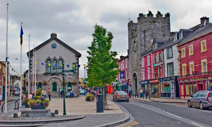 Ирландская архитектура
