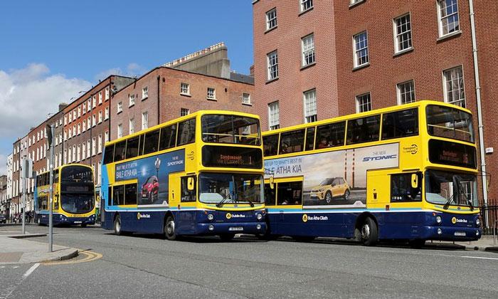 Муниципальные автобусы Дублина