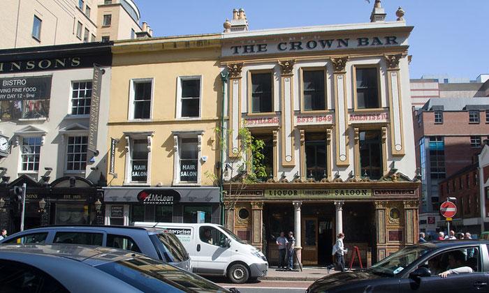 Паб «The Crown» в Белфасте