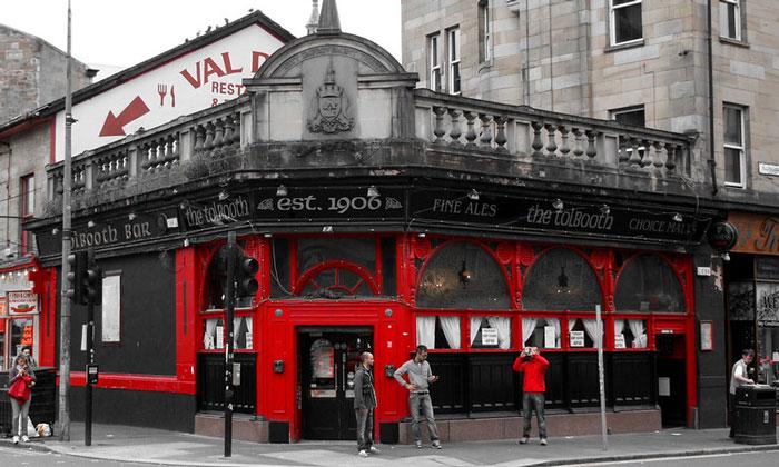 Бар «Tolbooth» в Глазго