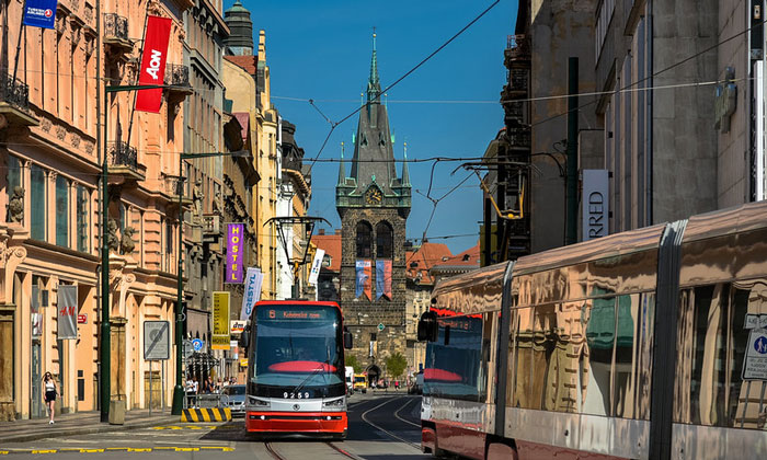 Йиндржихова башня (Прага)