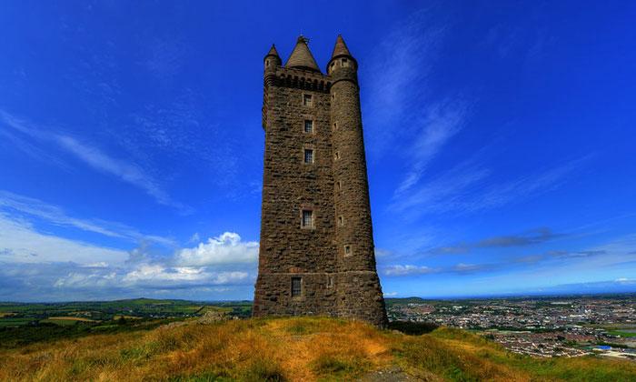 Башня Скрабо (Ньютаунардс, Сев. Ирландия)