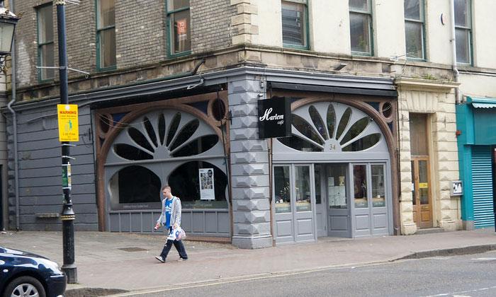 Кафе «Harlem» в Белфасте