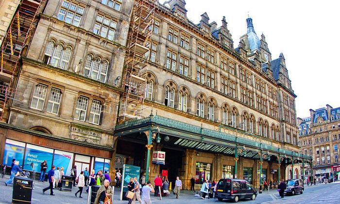 Центральный вокзал Глазго