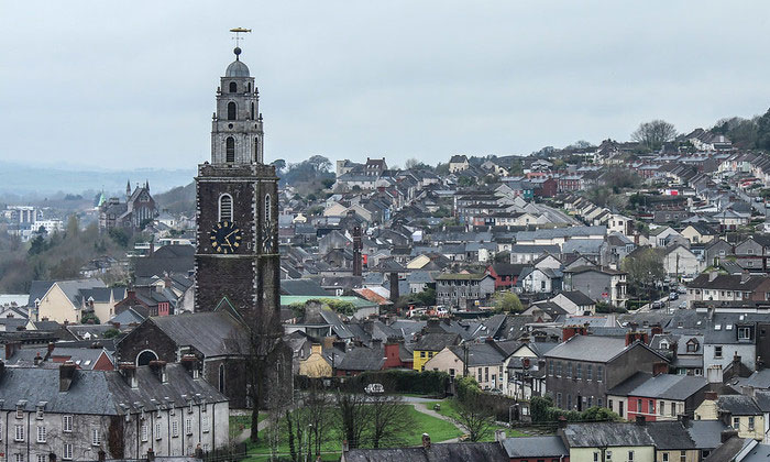 Церковь Анны (Корк, Рес. Ирландия)