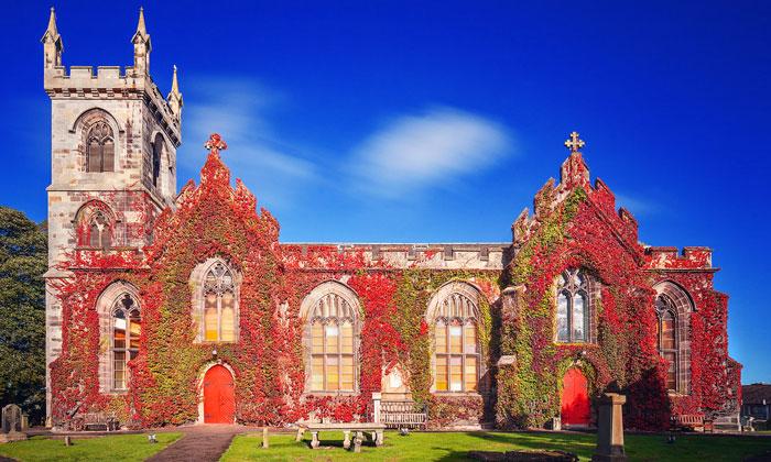 Церковь Либертон в Эдинбурге