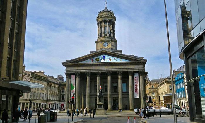 Галерея современного искусства в Глазго