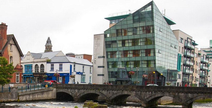 Город Слайго в Ирландии