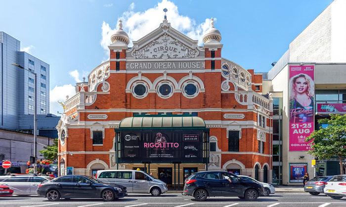 Гранд Опера Белфаста