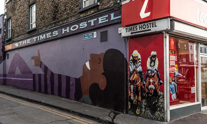 Хостел The Times в Дублине