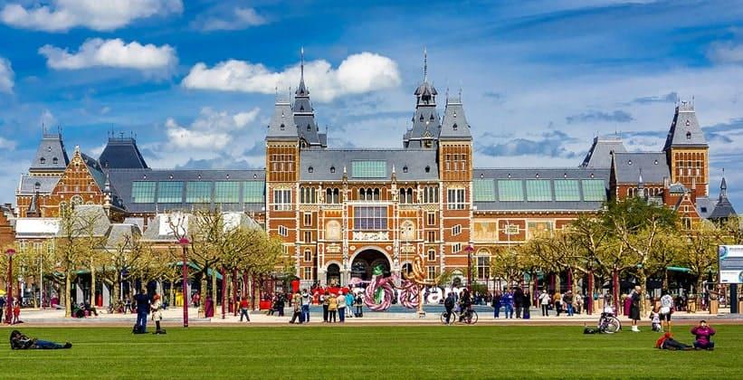 Художественный музей (Рейксмюсеум) Амстердама