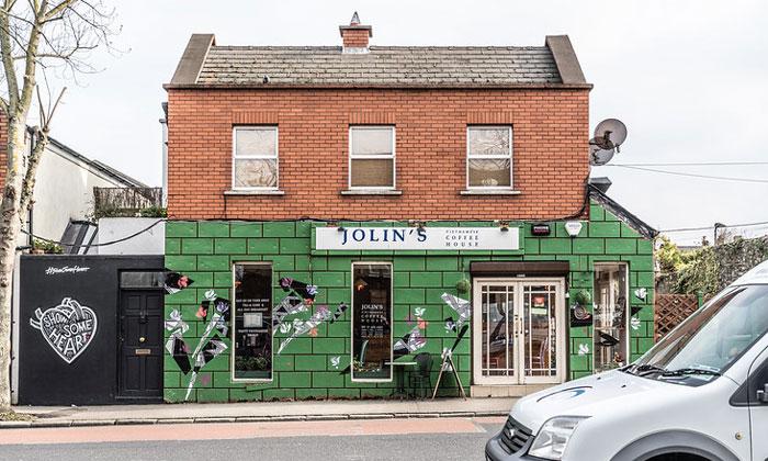 Кафе-ресторан Jolin's в Дублине