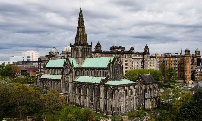 Кафедральный собор Глазго