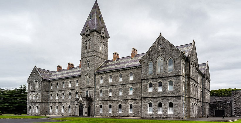 Колледж Сейнт Фланнанс в городе Эннис (Ирландия)