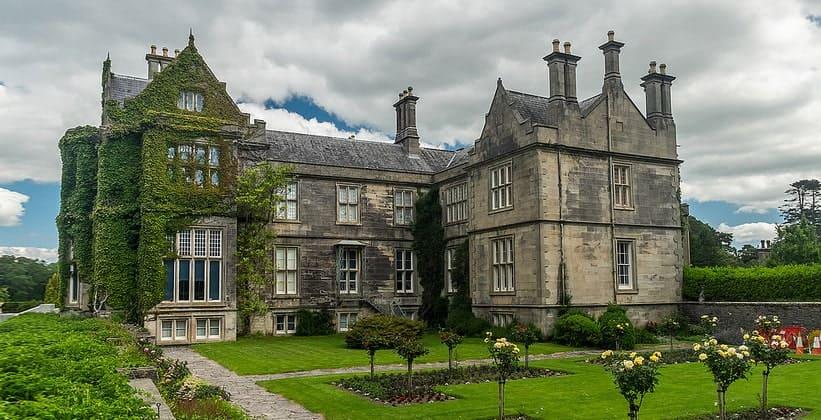Макросс-хаус (поместье) в Ирландии