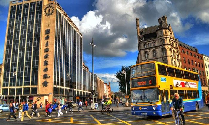Муниципальный автобус Дублина