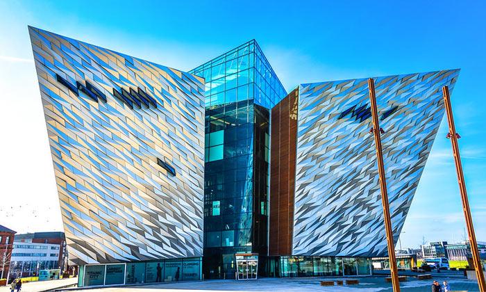 Музей «Титаник-Белфаст»