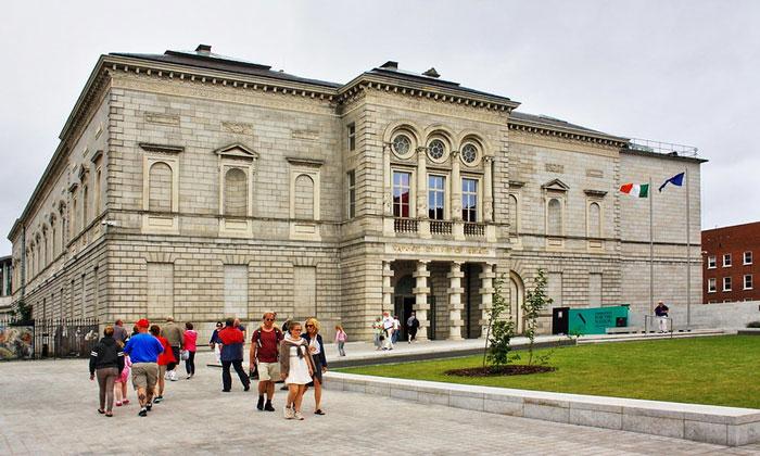 Национальная галерея Ирландии в Дублине