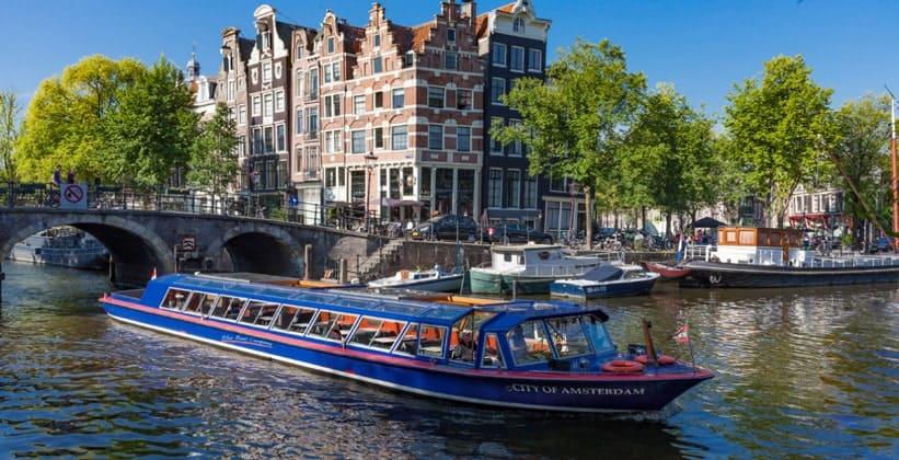 Необычные экскурсии в Амстердаме