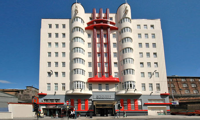 Отель «Beresford» в Глазго