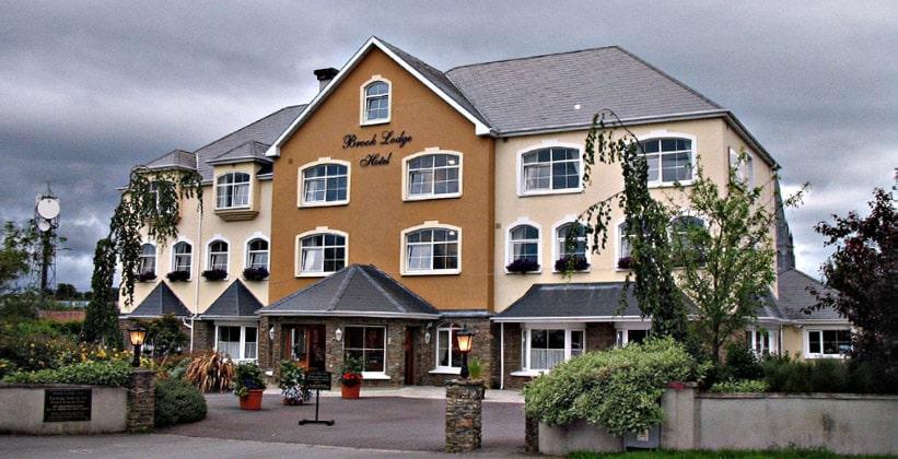 Отель Brook Lodge в городе Килларни