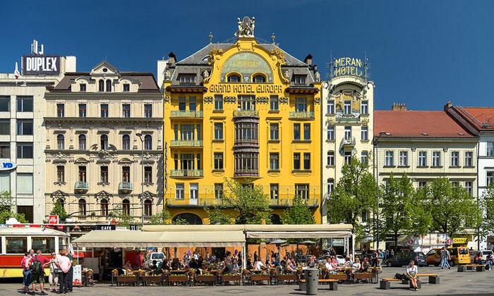 Гранд-отель «Europa» (Прага)