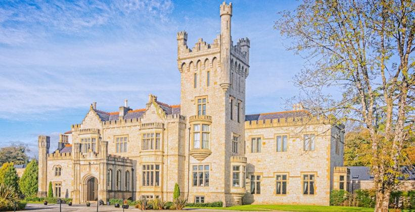 Отель Lough Eske Castle в Донеголе