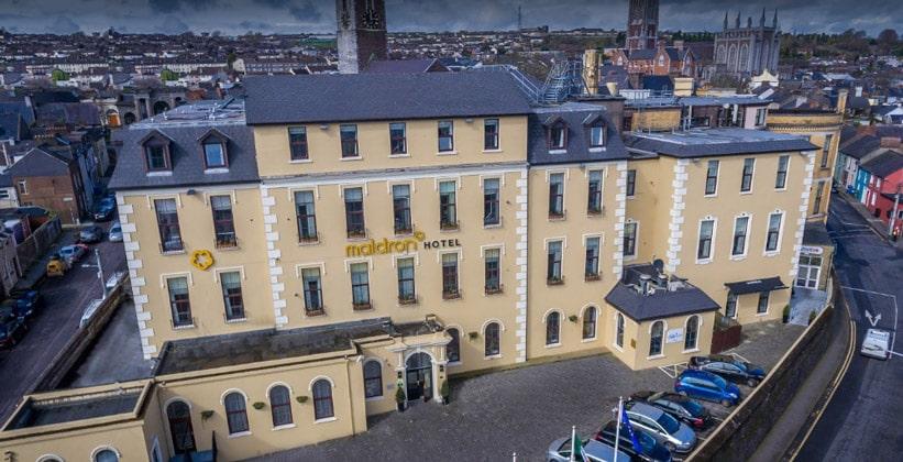 Отель Maldron в городе Корк
