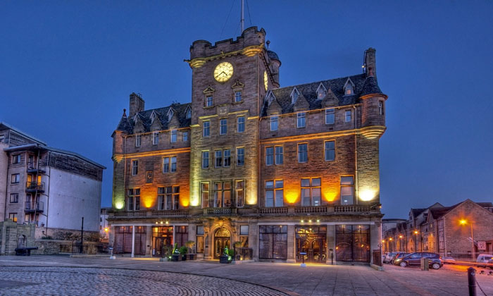 Отель Malmaison в Эдинбурге