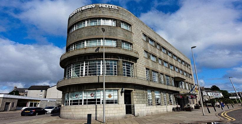 Отель Northern в Абердине